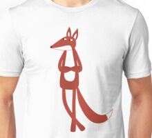 Urban Fox Unisex T-Shirt