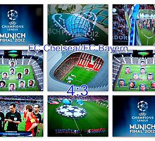 Champions League 2012 by ©The Creative  Minds