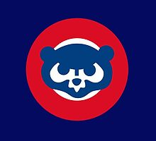 chicago cubs by rindubenci69