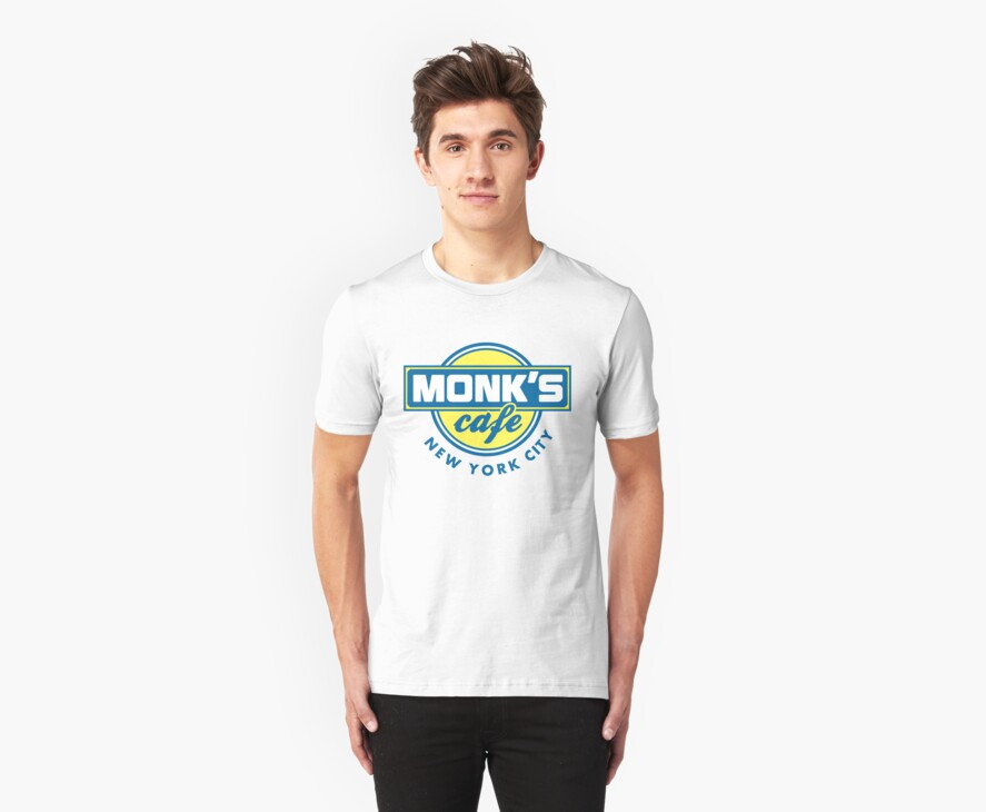 Monk's Cafe by DetourShirts