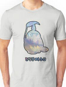 My Winter Neighbour Totoro White Unisex T-Shirt