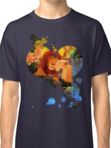 Can you feel the love tonight ? Classic T-Shirt
