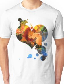 Can you feel the love tonight ? Unisex T-Shirt