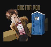 Doctor Poo Baby Tee