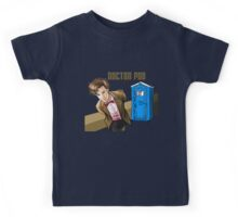 Doctor Poo Kids Tee