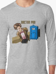Doctor Poo Long Sleeve T-Shirt