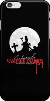 Lincoln Vampire Diaries by warbucks360