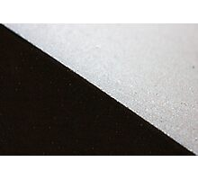 Slice Photographic Print
