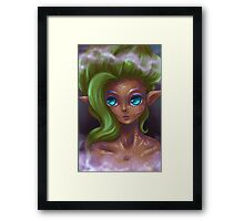 Forest Spirit Framed Print
