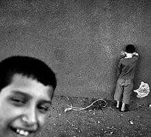 Hide and Seek by Ilker Goksen