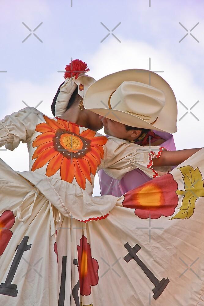 Cinco de Mayo-Bailando!  by Heather Friedman