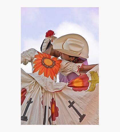 Cinco de Mayo-Bailando!  Photographic Print