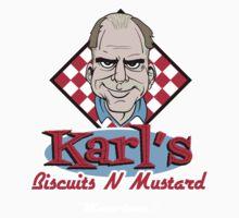 Karl's Biscuits 'N' Mustard Kids Clothes