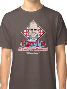 Karl's Biscuits 'N' Mustard Classic T-Shirt
