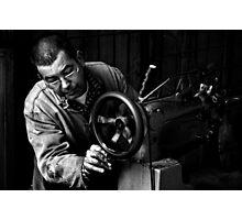 Shoemaker Photographic Print