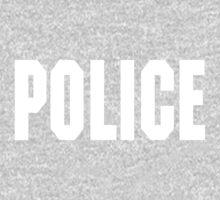 FOO FIGHTERS TAYLOR HAWKINS POLICE TEE One Piece - Short Sleeve