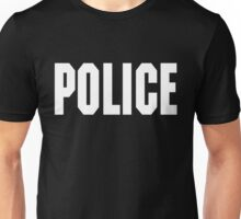 FOO FIGHTERS TAYLOR HAWKINS POLICE TEE Unisex T-Shirt