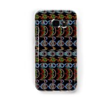 Street Fighter Projectile Tile Samsung Galaxy Case/Skin