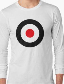 Black Red MOD - Vespa T-Shirt