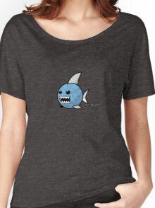 Yarn shark (blue) Women's Relaxed Fit T-Shirt