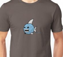 Yarn shark (blue) Unisex T-Shirt