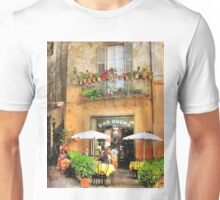 Time for a Cappuccino-Italy Unisex T-Shirt