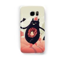 King eats King Samsung Galaxy Case/Skin
