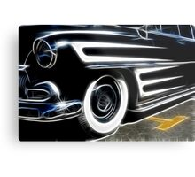 Low Down Metal Print