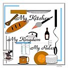 My Kitchen by ArtChances