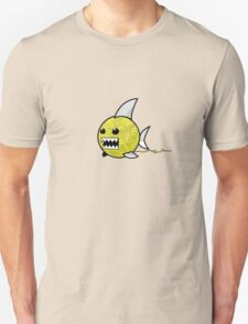 Yarn shark (yellow) T-Shirt