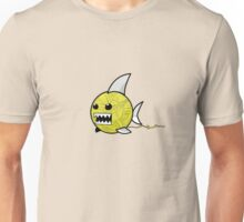 Yarn shark (yellow) Unisex T-Shirt