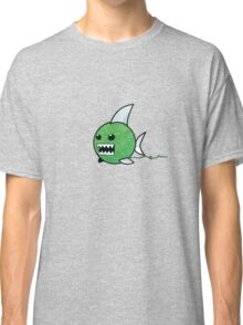 Yarn shark (green) Classic T-Shirt