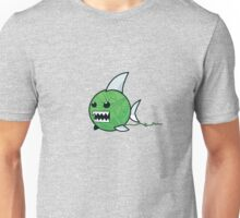 Yarn shark (green) Unisex T-Shirt