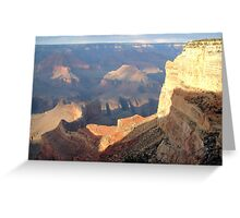 The Unbelievable Grand Canyon  Greeting Card
