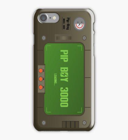 Pip-Boy 3000 Phone Case iPhone Case/Skin
