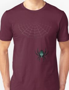 Cartoon Green Spider 2 Unisex T-Shirt
