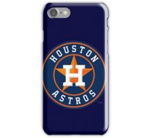 huoston astros iPhone Case/Skin