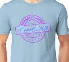 Imported From Neverland Unisex T-Shirt