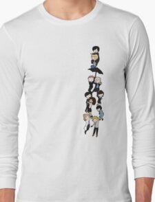 221B BAKERSTREET Long Sleeve T-Shirt