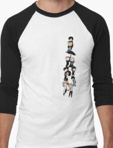 221B BAKERSTREET Men's Baseball ¾ T-Shirt