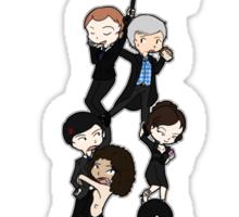 221B BAKERSTREET Sticker