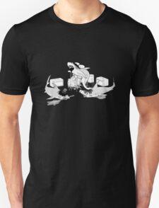 Heavy metal shark band T-Shirt