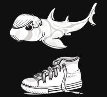 Bieber shark Kids Tee