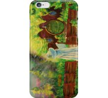 Hobbit home iPhone Case/Skin