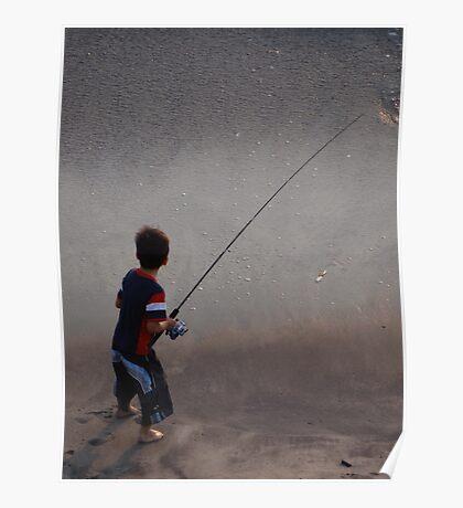 Fishermen's Next Generation - Proxima Generación De Pescadores Poster