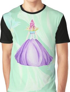 Waterlily, the princess Graphic T-Shirt