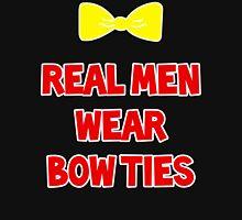 Real Men Wear Bow Ties - Mickey Unisex T-Shirt