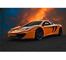 McLaren Photographic Print