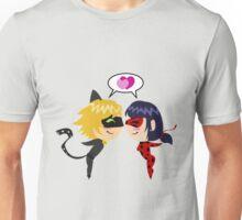 LadyNoir chibi Unisex T-Shirt