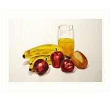 Fruit Suite Art Print
